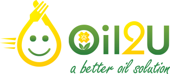 Oil2U Logo - A better oil solution