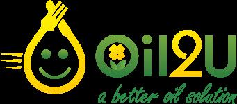 Oil2U Logo - A better oil solution