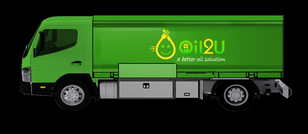 Oil2U BOSS Truck